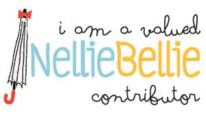 I'm a contributor on Nellie Bellie blog!