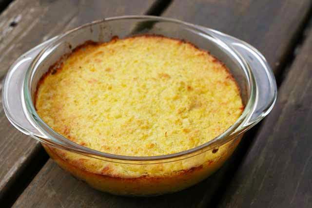 Pastel de choclo: Chilean corn casserole. A classic dish from Chile ...
