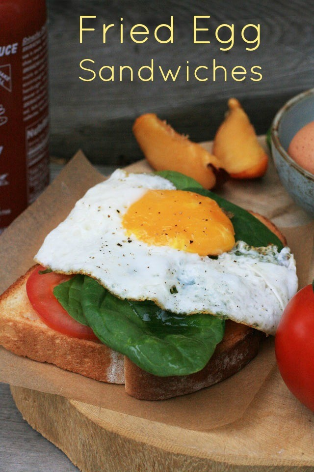 ... Fried Egg Sandwich Variations | Creative Ideas For Fried Egg Sandwich