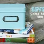 7 Cheap Recipe Tips from Cheap Recipe Blog