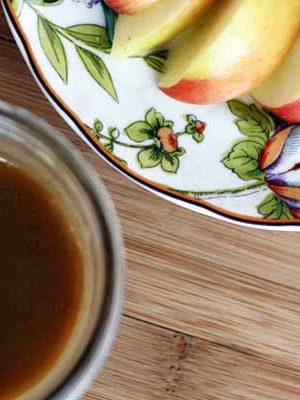 Basic Caramel Sauce Recipe