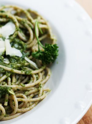 Parsley Pesto Recipe