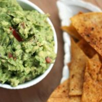 A New Guacamole Recipe