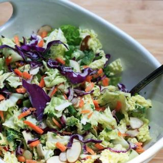 Cilantro lime coleslaw recipe: A tangy, flavorful coleslaw recipe that's cheap and easy to make!