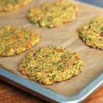 Curried lentil burgers recipe
