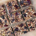 Energy bars recipe: Super easy, no-bake bars that are done in 10 minutes.