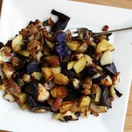 Fried potatoes recipe