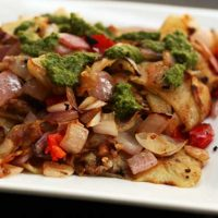 Pan-Fried Potatoes