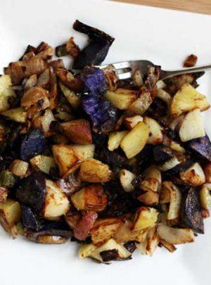 Pan-Fried Potatoes Recipe