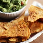 Homemade corn tortilla chips recipe