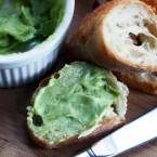 Pesto butter recipe