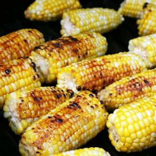 Barbecue sweet corn recipe: A unique way to make BBQ sweet corn. The flavor seeps right in!