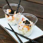 California roll salad recipe