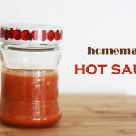 Homemade Hot Sauce Recipe: It's quite easy to make your own hot sauce at home. Click through for recipe!