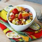 Summer sweet corn salad recipe