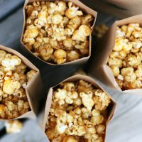 Homemade Chicago Popcorn Mix