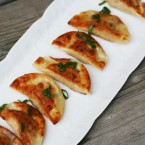 Gyoza, or Japanese potstickers recipe