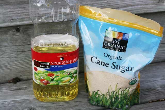 Make your own pumpkin spice sugar scrub at home