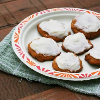 Pumpkin chocolate chip cookies recipe: Adding pumpkin puree adds a delicious fall spin to these cookies!
