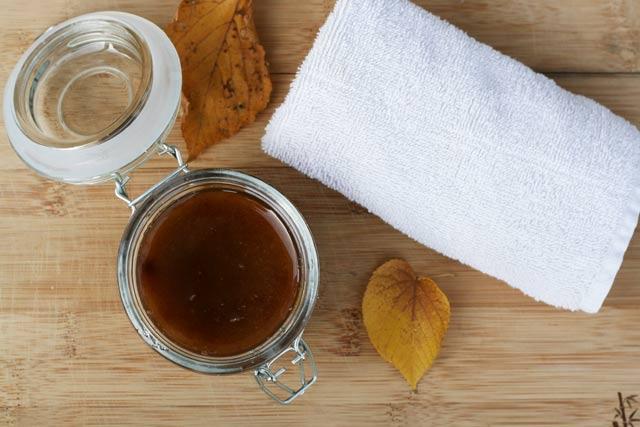 Pumpkin spice sugar body scrub recipe
