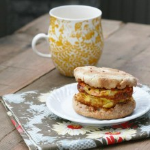 Cheap breakfast sandwich recipe