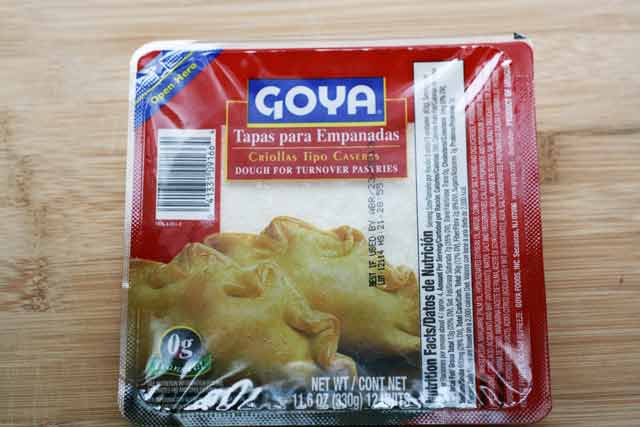 Empanada wrappers