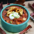 Thanksgiving leftover recipes turkey chili