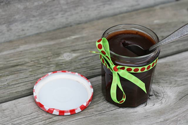 Salty hot fudge: A rich and decadent sauce with myriad uses. Click through for 10-minute recipe.