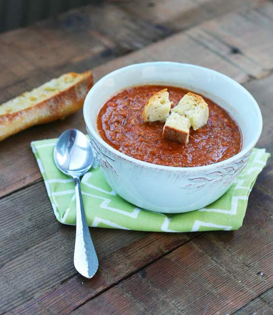 Tomato and lentil soup recipe: Just $2.53 for 4 servings!