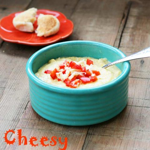 Cheesu cornbread soup recipe