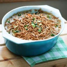 Chow mein noodle hotdish recipe