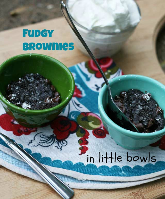 "Brownie in a mug recipe, from the Top 5 ""In a Cup"" Recipes of All Time! Repin to save."