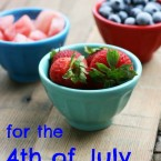 50 cheap recipes for the 4th of July