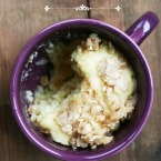 Top 5 In-a-Mug Recipes, all made in the microwave. Click through for all 5 recipes!