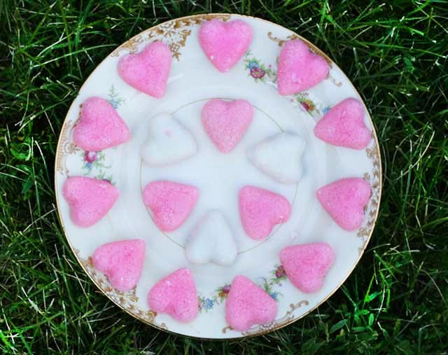 How to make old-fashioned cream cheese mints. Click through for instructions.