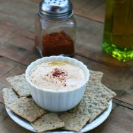 Roasted cauliflower and Greek yogurt dip recipe