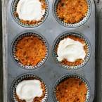 Raw carrot cake recipe from Cheap Recipe Blog
