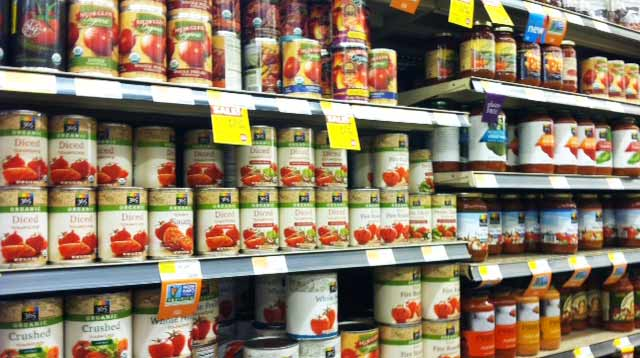 Cheap Canned Food In Bulk