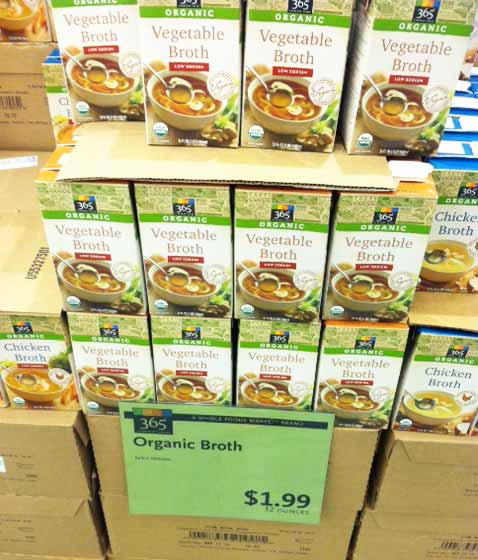 Getting Cheap Groceries At Whole Foods Top 7 Food Items Cheap