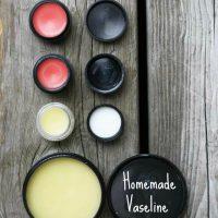 Homemade Vaseline Recipe