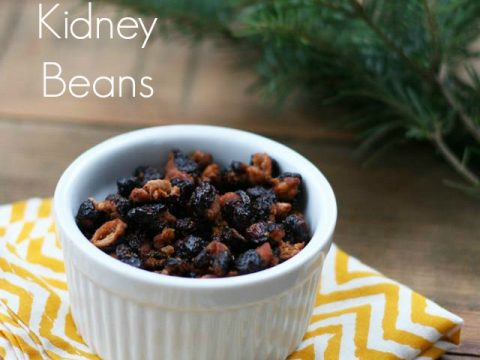 Roasted Kidney Beans Recipe Cheap Recipe Blog