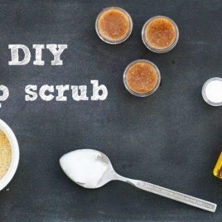 Copycat LUSH lip scrub recipe, from Cheap Recipe Blog