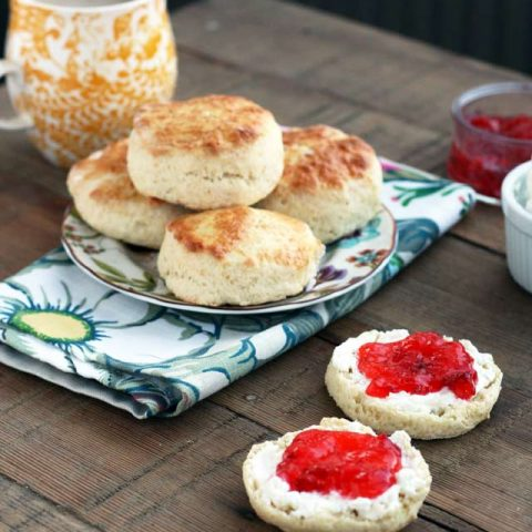 The Ultimate Cream Tea recipe, from Preserving Made At Home