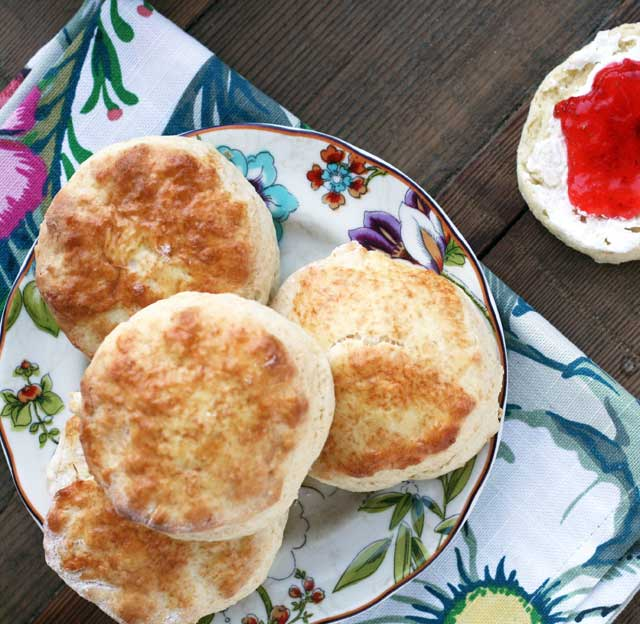 The Ultimate Cream Tea recipe, from Cheap Recipe Blog