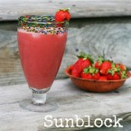 Sunblock smoothie: Drink your SPF, from Cheap Recipe Blog