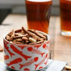 Indian spiced bar mix recipe, from Cheap Recipe Blog