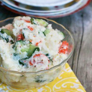 Japanese potato salad: A few key differences make this potato salad irresistible!
