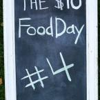 The $10 Food Day #4. Four cheap recipes to feed four people. Repin to save!