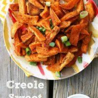 Creole Sweet Potatoes