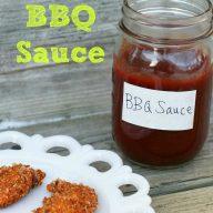 5-minute BBQ sauce recipe. Click through for recipe!